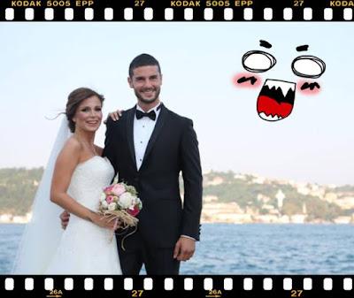 Divort Soc Berk Oktay si sotia sa Merve Sarapcioglu