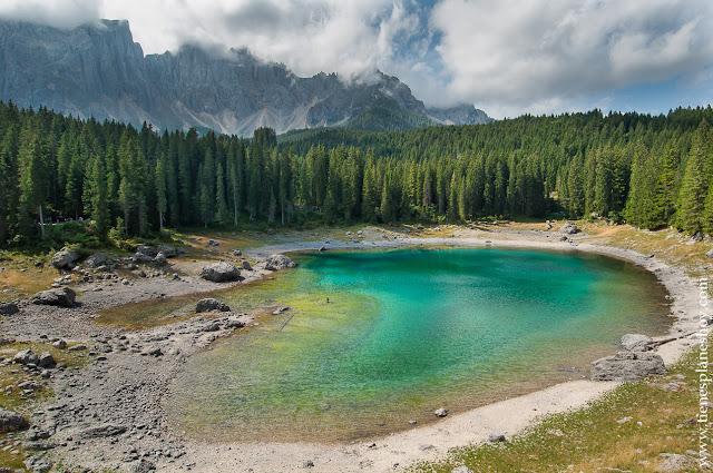 Viaje dolomitas Italia verano turismo roadtrip