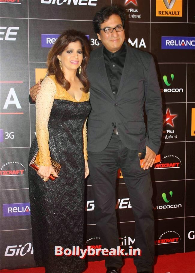Bina nad Talat Aziz, Global Indian Music Awards 2014 Pics