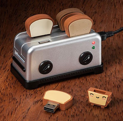 Unusual USB Hubs and Creative USB Hub Designs (15) 9