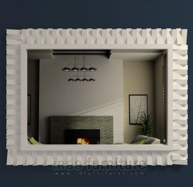 29 Model Cermin Hias Dinding Minimalis Modern Terbaru Populer