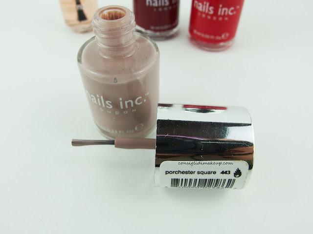 recensione classic kit nails inc opinioni