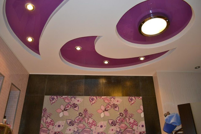 PVC stretch ceiling