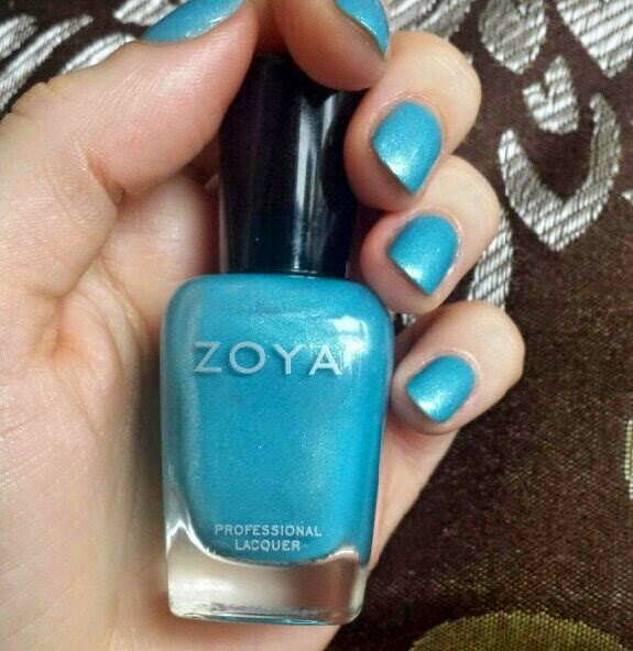 Zoya - Awaken Collection Spring 2014 - Rebel