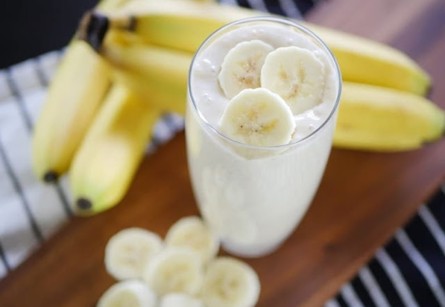 Banana Lassi Recipe