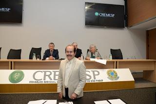 Médico do Vale do Ribeira é eleito conselheiro do Conselho Regional de Medicina de São Paulo