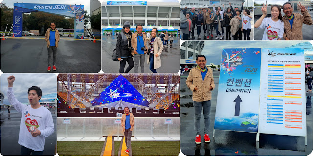 KPOP KCON 2015 Jeju Korea