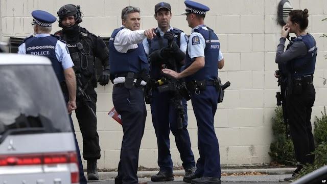 Penembakan di Selandia Baru Sengaja untuk Medsos