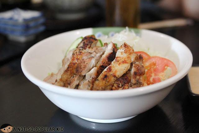 Chicken Teriyakidon