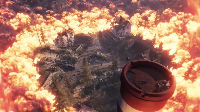 Battlefield V salah satu game EA, mengeluarkan trailer terbaru yang mempertlihatkan mode Battle Royal.
