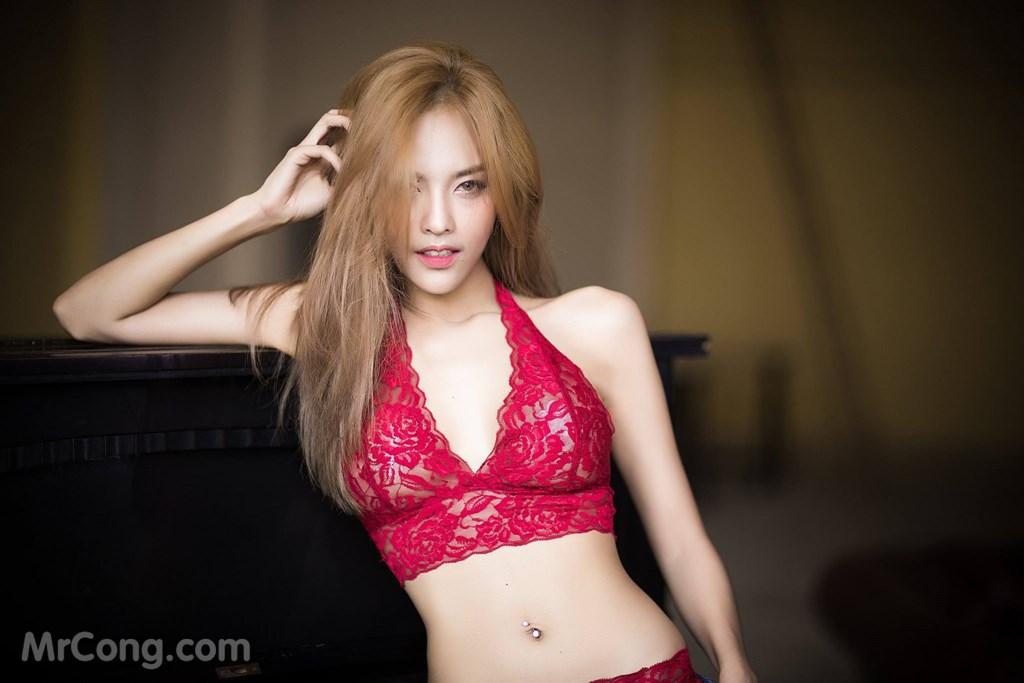 Image Nguoi-mau-Thai-Lan-Noree-Key-Wijitra-MrCong.com-017 in post Ngắm đường cong siêu gợi cảm của người đẹp Noree Key Wijitra với bikini trên biển (38 ảnh)