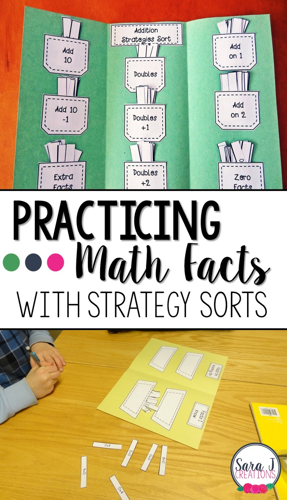 Games, printables and teaching ideas to make math fact practice and developing fluency more fun.