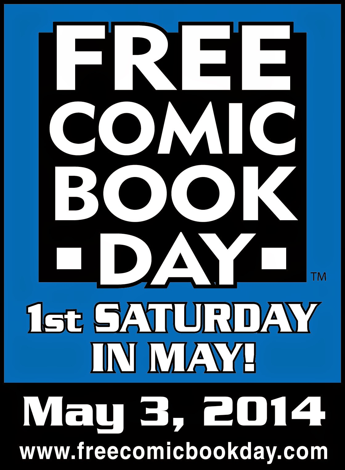 Have you gotten your free comics yet?