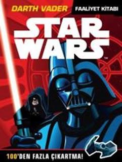 Disney Star Wars Dart Vader Faaliyet Kitabı