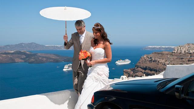 que tal casar na grecia