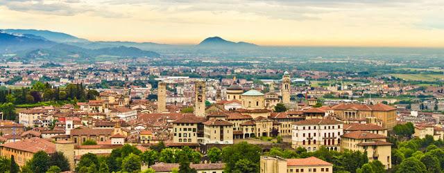 Bérgamo, Milán, Italia