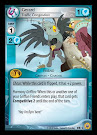 My Little Pony Gerard, Traffic Congestion Friends Forever CCG Card