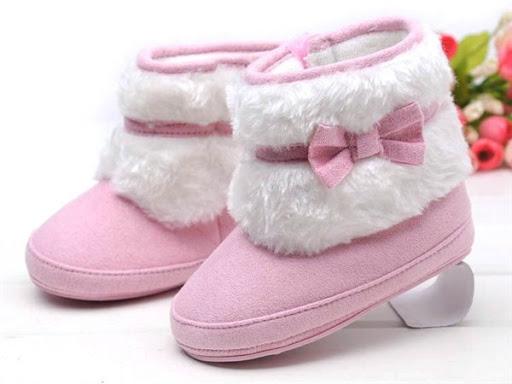 model sepatu anak perempuan usia 1 sampai 3 tahun terbaru
