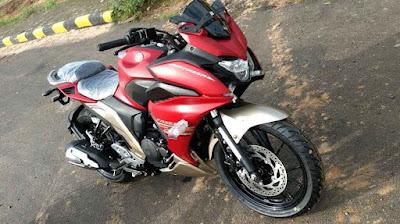 New 2017 Yamaha Fazer 250 (Fazer 25)