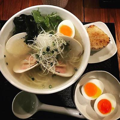 Menya Kaijin, Ramen Halal Jepang Isi Bakso, Seafodd dan Telur