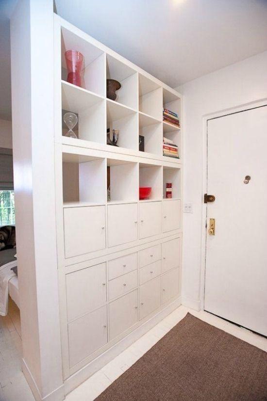 separar-ambientes-estantería-Ikea