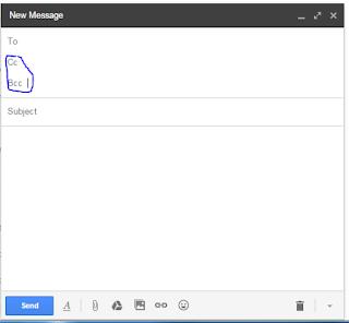 Inilah Arti dan Fungsi dari CC & BCC pada Email