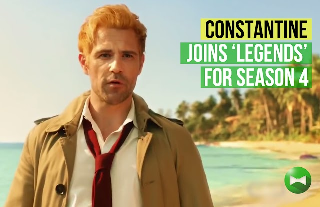 Detailed 'Legends of Tomorrow' Season 4 Synopsis with Constantine joining the team