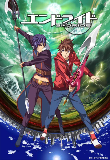 Endride TV Anime