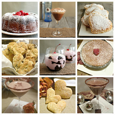 Valentine's Day Recipe Round-Up