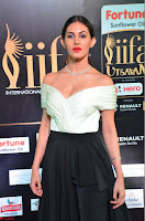 Amyra Dastur in White Deep neck Top and Black Skirt ~  Exclusive 025.JPG