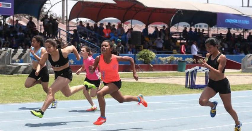 MINEDU: Final de Juegos Deportivos Escolares comienza el domingo con homenaje a Daniel Peredo - www.minedu.gob.pe