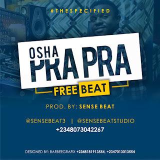 BEATS Free Beat : Sense Beatz – Sha Pra Pra