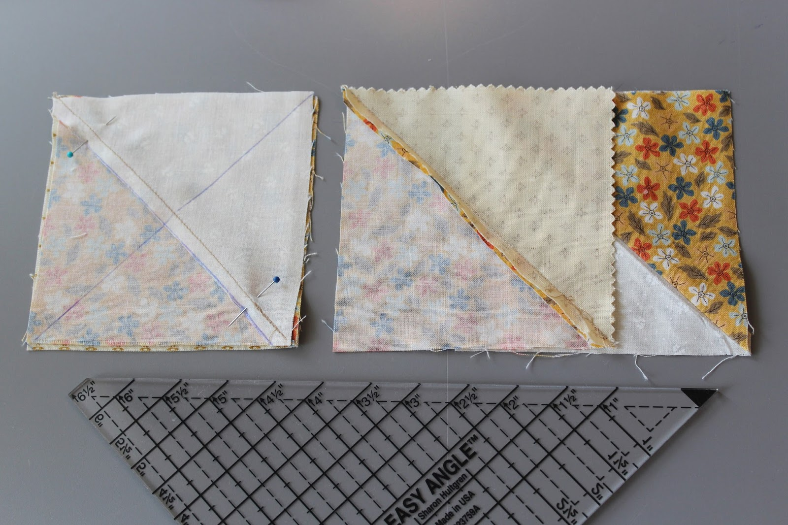 Drawing Lines For Quilting : Ohio thoughts star quilt block