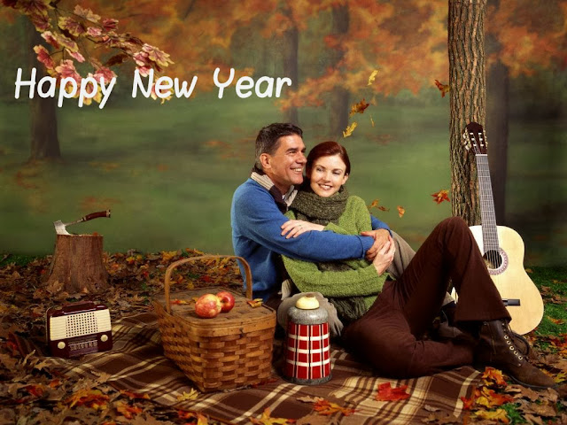 New Year Romantic Wishes Messages