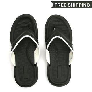 37d3c4ea4 Nexa Comfortable Black Flip Flops   Just Rs 22 - Free Shipping