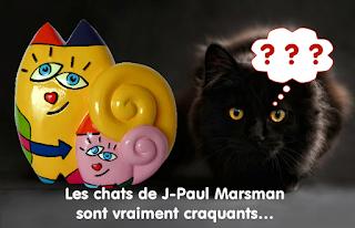 Chats de Marsman