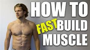 Build Muscle Quickly