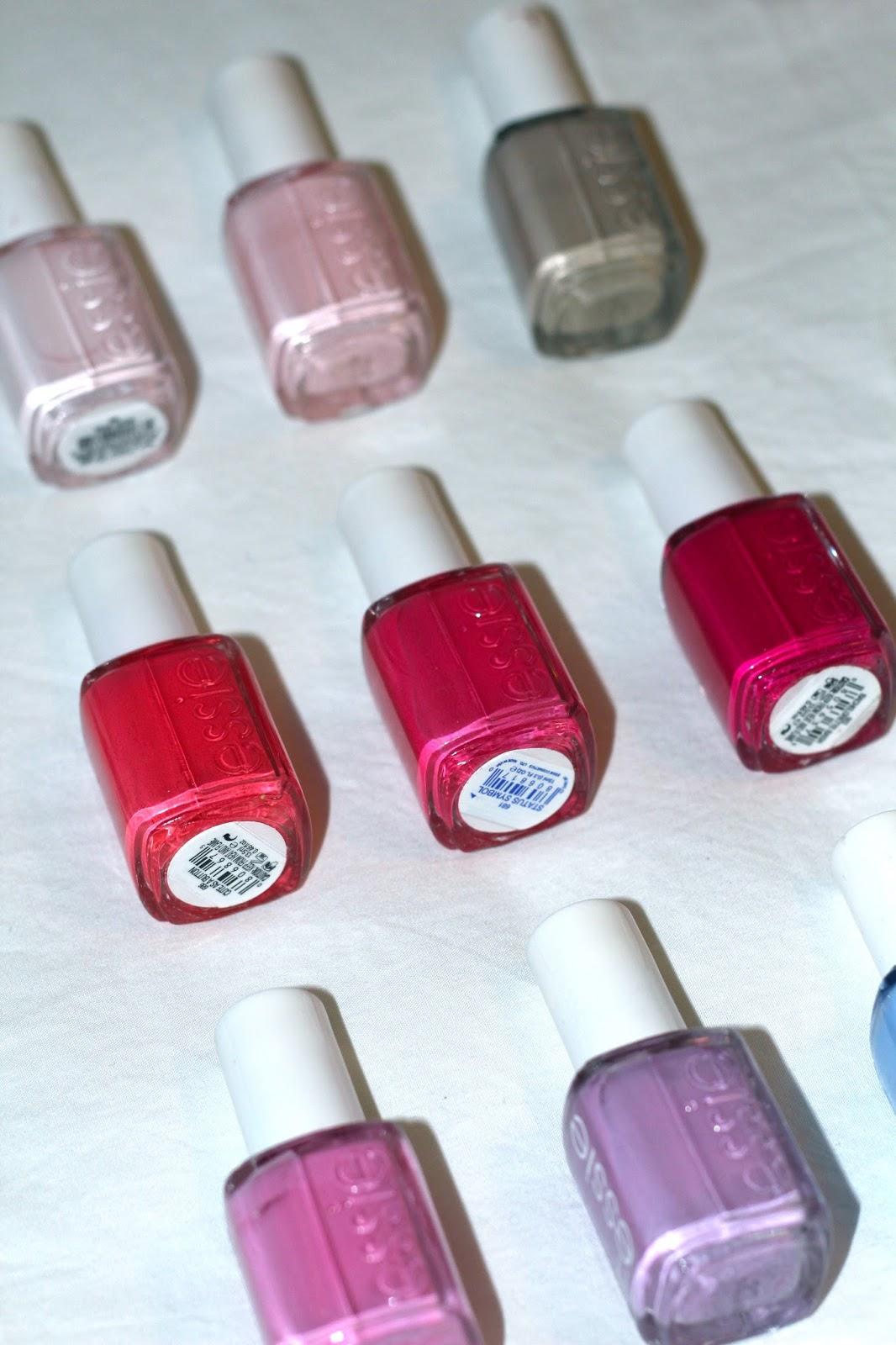 Prep In Your Step Essie Summer Favorites