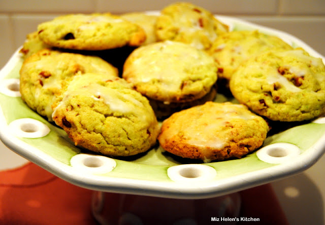 Key Lime Cookies at Miz Helen's Country Cottage