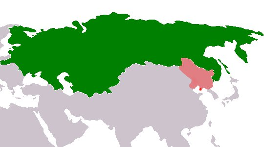 Russian Empire Included Most 61