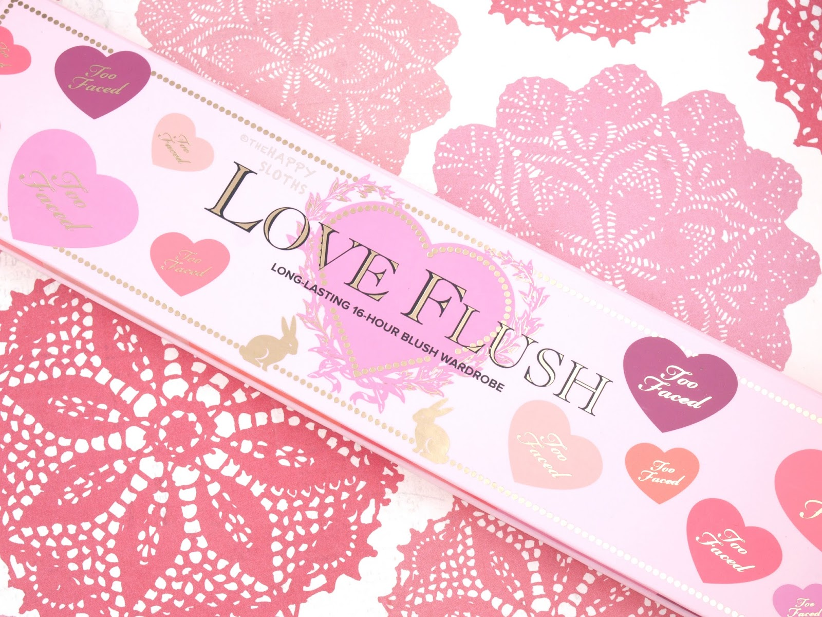Love Flush Blush Longlasting 16-Hour Blush by Too Faced #9