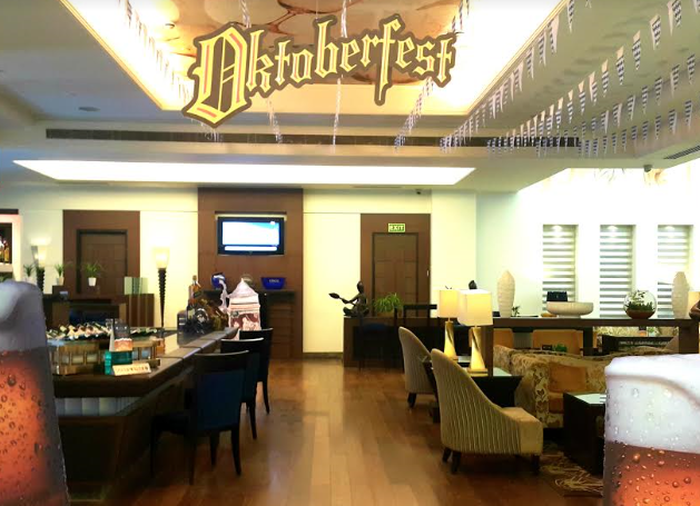 CAN'T MAKE THE TREK TO MUNICH, HEAD OVER TO RADISSON NOIDA FOR AMAZING OKTOBERFEST FUN!!
