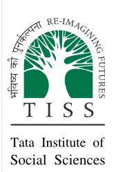 TISS Mumbai Recruitment 2016
