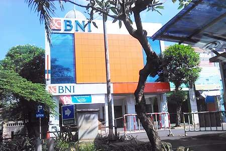 Alamat & Nomor Telepon Bank BNI Cabang Bekasi