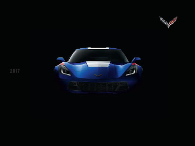 Downloadable 2017 Chevrolet Corvette Brochure