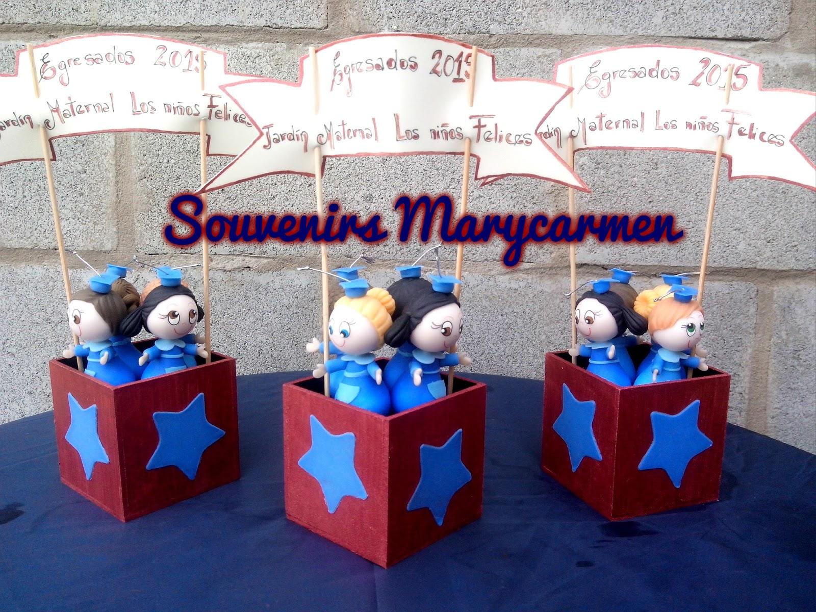 Souvenirs egresados jardin maternal los ni os felices 2015 for Jardin maternal unsl 2015