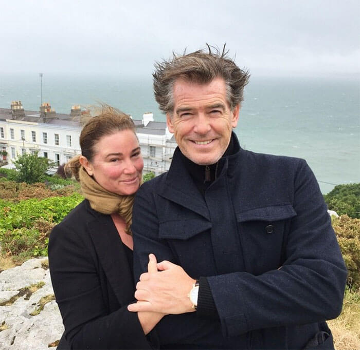 After Being Together For 25 Years, Pierce Brosnan And His Wife Are What We Call 'Couple Goals'