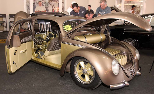 Just A Car Guy The Berlin Buick A Very Nice Bug How They Don T Roast When Driving From The