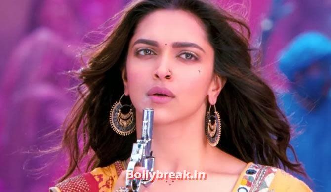 Deepika Padukone in Goliyon Ki Raasleela-Ram Leela, The Top 10 Bollywood performances of 2013