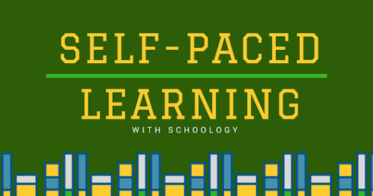 Self-Paced Learning with Schoology